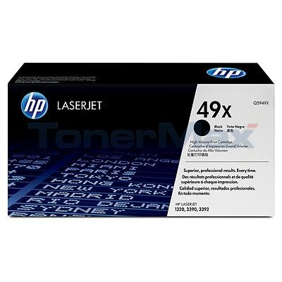 HP LASERJET 1320 PRINT CARTRIDGE BLACK 6K